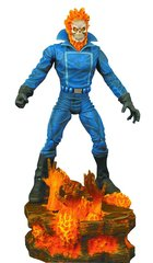 Ghost Rider: Ghost Rider Action Figure Diamond Marvel Select