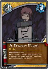 A Treasure Puppet - J-477 - Uncommon - 1st Edition