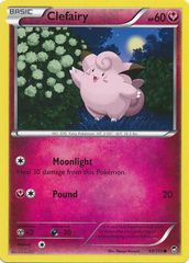 Clefairy - 69/111 - Common on Channel Fireball