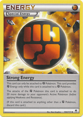 Strong Energy - 104/111 - Uncommon
