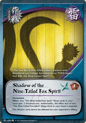 Shadow of the Nine-Tailed Fox Spirit - M-US095 - Common - 1st Edition