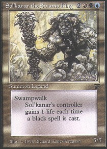 Solkanar the Swamp King