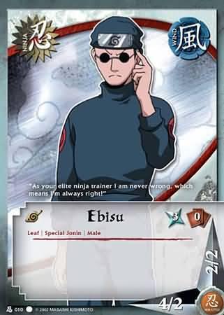 Ebisu - N-010 - Common - 1st Edition