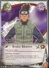 Iruka Umino - Common - N-008 - Common - 1st Edition