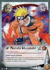 Naruto Uzumaki - Common B - N-025 - Common - 1st Edition