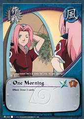 One Morning - M-018 - Rare - 1st Edition