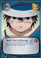 Small Act of Courage - M-039 - Common - 1st Edition