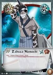 Zabuza Momochi - Common - N-018 - Common - 1st Edition