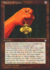Amulet of Quoz