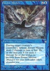 Errant Minion