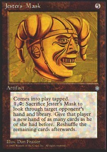 Jesters Mask