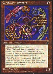 Clockwork Swarm on Channel Fireball