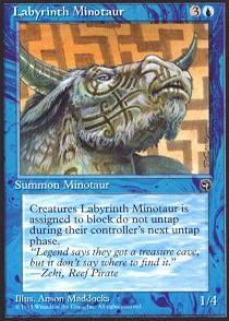 Labyrinth Minotaur (2)