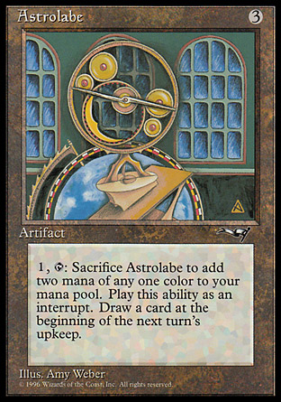 Astrolabe (Globe)