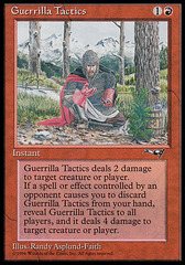 Guerrilla Tactics (Kneeling Knight)