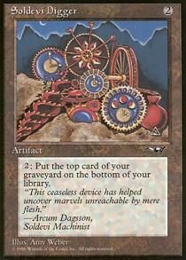 Soldevi Digger (RL)