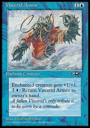 Viscerid Armor (Crashing Wave)
