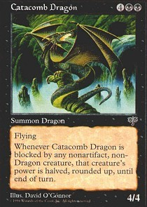 Catacomb Dragon