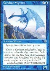 Cerulean Wyvern