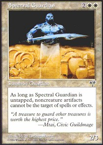 Spectral Guardian