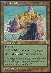 Teferis Isle