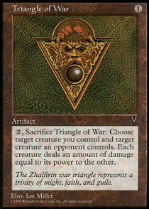 Triangle of War