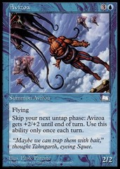 Avizoa on Channel Fireball
