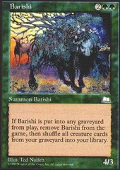 Barishi on Channel Fireball