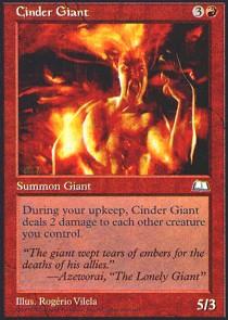 Cinder Giant