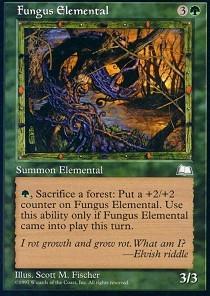 Fungus Elemental