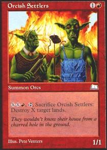 Orcish Settlers