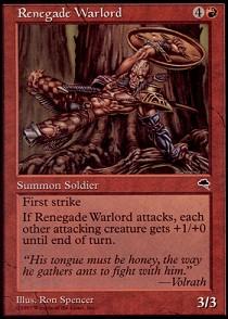 Renegade Warlord