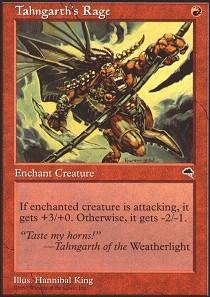 Tahngarths Rage