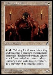 Calming Licid on Channel Fireball