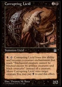 Corrupting Licid