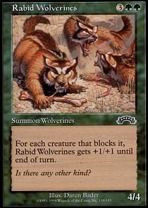 Rabid Wolverines