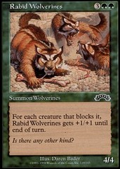 Rabid Wolverines on Channel Fireball