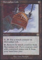 Mercadian Lift