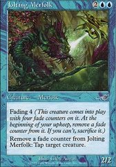 Jolting Merfolk
