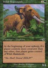 Wild Mammoth