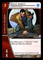 Kyle Abbot, Demon's Hound