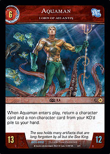 Aquaman, Lord of Atlantis