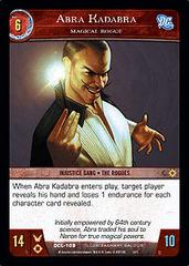 Abra Kadabra, Magical Rogue