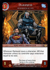 Darkseid, Destroyer of Life