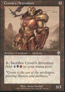 Crosiss Attendant