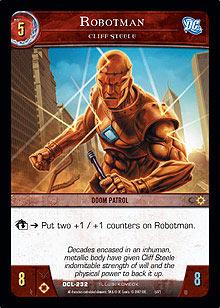 Robotman, Cliff Steele