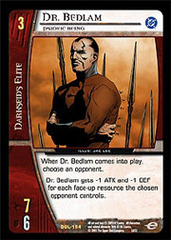 Dr. Bedlam, Psionic Being