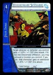 Knightmare Scenario