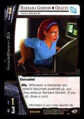 Barbara Gordon
