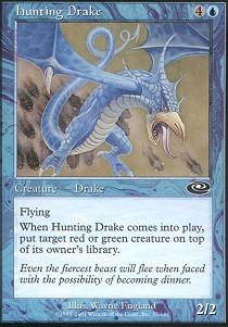 Hunting Drake